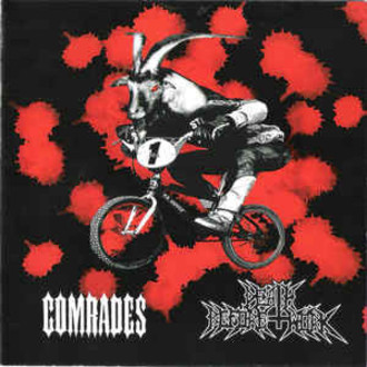 DEATH BEFORE WORK / COMRADES - SPLIT 7""