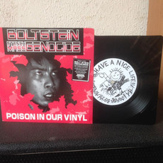 "Bolt Stein / Stench Mass Genocide ‎– Maximum Detonation..Split 7""EP"