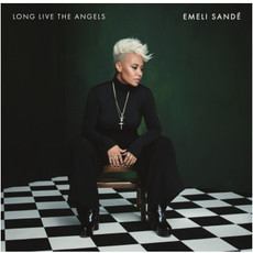​CD EMELI SANDÉ - LONG LIVE THE ANGELS (NOVO/LACRADO)