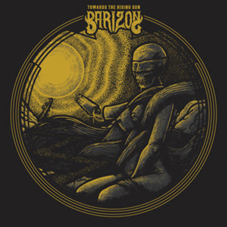 Barizon 'Towards the Rising Sun' CD