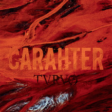 "CARAHTER ""TVRVØ"" CD DIGIPACK 3 PAINEIS"