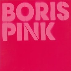 BORIS Pink CD