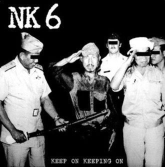 NK6 Keep on keeping on LP