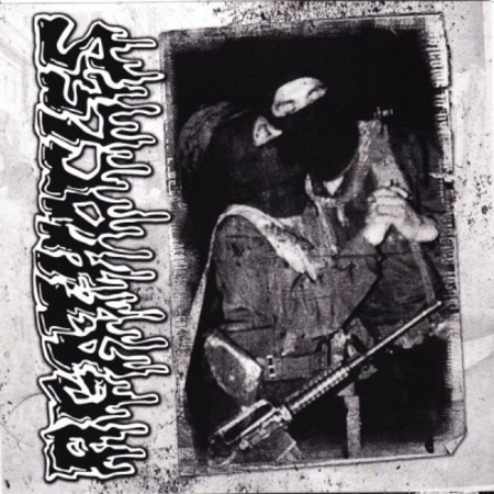 "Agathocles / Avulsion ‎– Untitled / You're Not Real Split 7""EP"