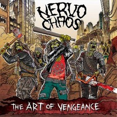 NERVO CHAOS - The art of Vengeance CD + DVD