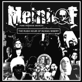 MEINHOF - The Rush Hour of Human Misery CD
