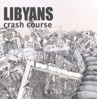 "LIBYANS - Crash course 7""EP"