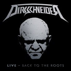 CD DIRKSCHNEIDER - BACK TO THE ROOTS - LIVE (DUPLO/NOVO/LACRADO)