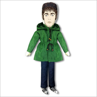 Boneco Oasis - Liam Gallagher