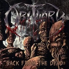 Obituary ‎– Back from the Dead CD