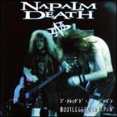 Napalm Death ‎– Bootlegged In Japan CD (Earache ‎– MOSH 209 CD)UK1998