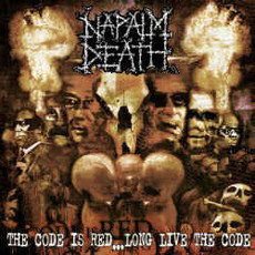 Napalm Death ‎– The Code Is Red... Long Live The Code CD