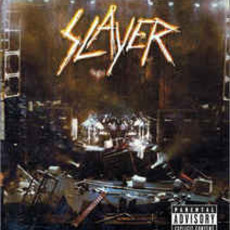 Slayer ‎– War At The Warfield DVD (Japan 2010)