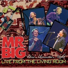 CD MR. BIG - LIVE FROM THE LIVING ROOM (NOVO/LACRADO)