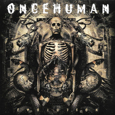 CD ONCEHUMAN - EVOLUTION (NOVO/LACRADO)