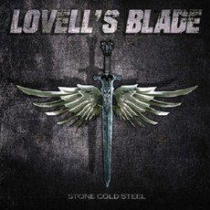 CD LOVELL'S BLADE - STONE COLD STEEL (NOVO/LACRADO)