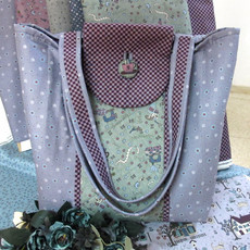 KIT PATCHWORK | BOLSA SACOLA BASIC