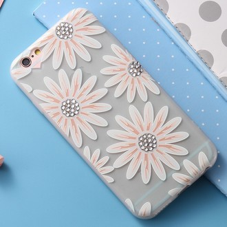 Case Margaridas (IPHONE6/6S)
