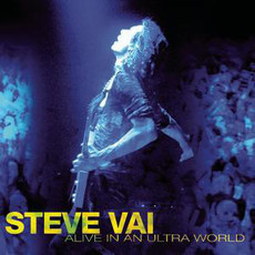 CD STEVE VAI - ALIVE IN THE ULTRAWORLD (IMPORTADO/USADO/DUPLO)