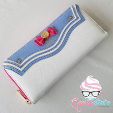 Carteira - Sailor Moon Samantha Vega