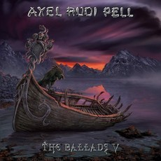 CD AXEL RUDI PELL - THE BALLADS V (NOVO/LACRADO)