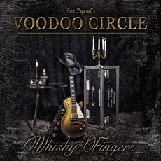 CD VOODOO CIRCLE - WHISKY FINGERS (NOVO/LACRADO)
