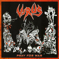CD VIRUS - PRAY FOR WAR (NOVO/LACRADO)