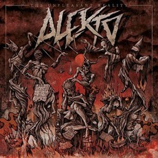 CD ALEKTO - THE UNPLEASANT REALITY (NOVO/LACRADO)