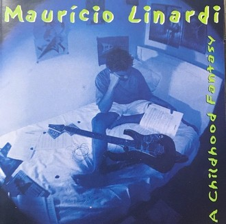 CD MAURICIO LINARDI - A CHILDHOOD FANTASY (USADO)