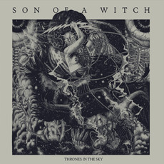"SON OF A WITCH ""THRONES IN THE SKY"" DIGIPACK"
