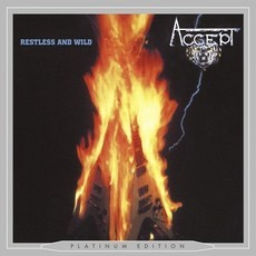CD ACCEPT - RESTLESS AND WILD (PLATINUM EDITION) (NOVO/LACRADO)