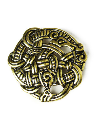 Broche Serpente Urnes