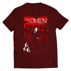 Camiseta - The Omen