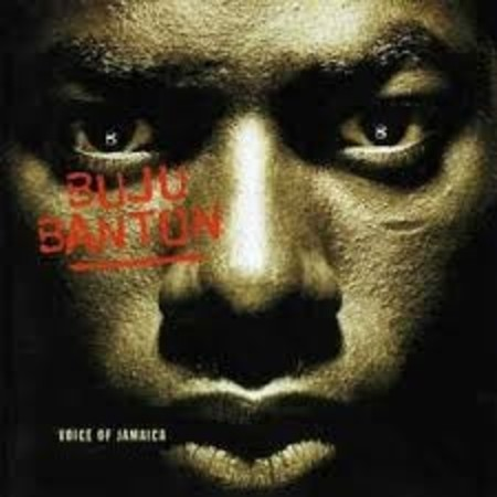CD BUJU BANTON - VOICE OF JAMAICA (IMPORTADO/USADO)