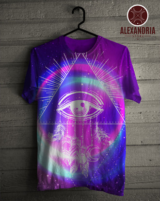 Camiseta Native American