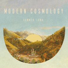 "LP MODERN COSMOLOGY – SUMMER LONG (10"",45 RPM, Stereo/Limitado/NOVO)"