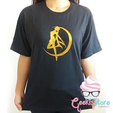 Camiseta - Sailor Moon