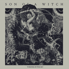 CD SON OF A WITCH - THRONES IN THE SKY (NOVO)