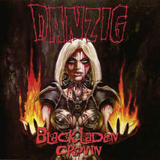 CD DANZIG - BLACK LADEN CROWN (NOVO/LACRADO)