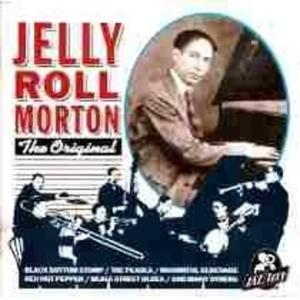 CD JELLY ROLL MORTON - THE ORIGINAL (IMPORTADO/USADO)