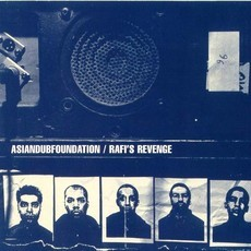 CD ASIAN DUB FOUNDATION - RAFI'S REVENGE (NACIONAL/USADO)