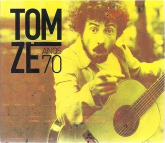 CD BOX TOM ZÉ - ANOS 70 (4 CDs) (NOVO/LACRADO)