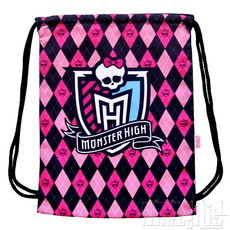 Mochila Infantil Monster High Rosa ou Azul