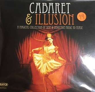 CD CABARET & ILLUSION (IMPORTADO/USADO)