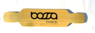 Shape Bossa Boards 42 Tail Nose Flex Top Mount