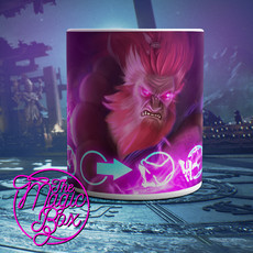 Caneca Akuma - The Raging Demon