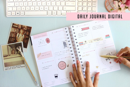 Daily Journal - Planner Digital