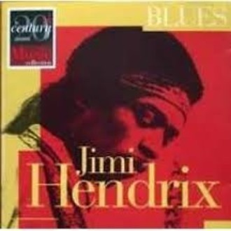 CD JIMI HENDRIX - THE 20th CENTURY MUSIC COLLECTION (NACIONAL/USADO)