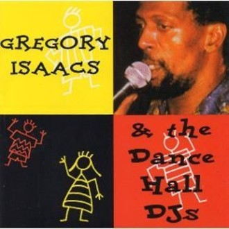 CD GREGORY ISAACS & THE DANCEHALL DJS (NACIONAL/USADO)