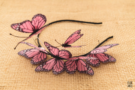 Arco Butterfly Pink